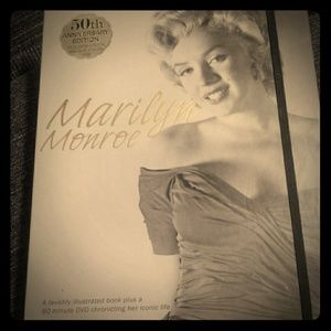 Marilyn Monroe Illustrated Biography with DVD